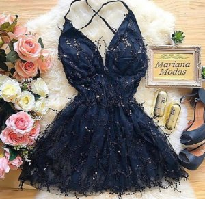 Vestido Renatinha - Linha Importados