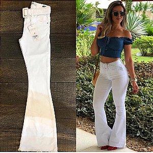 Calça Flare Belt - Dardak Jeans