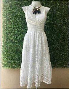 Vestido Anabel - Renda