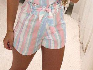 Shorts linho