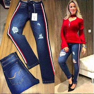Calça Skinny Dardak Jeans Pluss size ❤️