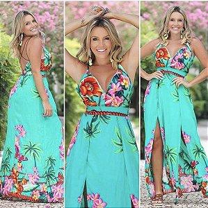 Vestido Longo Coleção Aloha