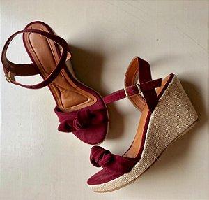 Sandália Coleção Glamour Laço