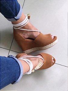 Sandália Coleção Glamour Corda
