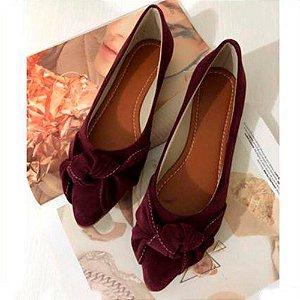 Sapatilha Coleção Fashion Red