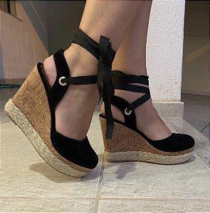 Sandália Coleção Meia Estação Laço