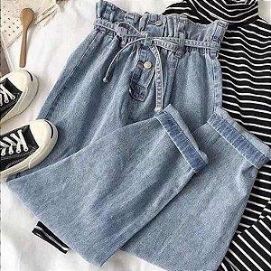Calça Clochard Jeans