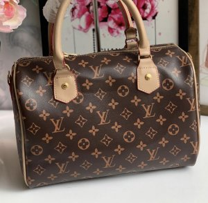 Bolsa Baú Louis Vuitton Monogram