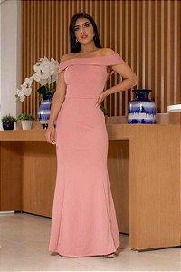 Dress Longo Glam