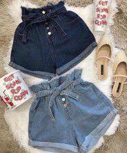 Short Danche Clochard Jeans