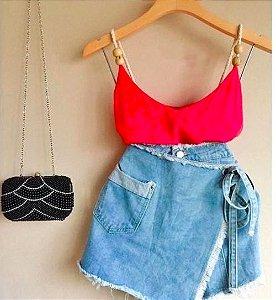 Shorts Saia Nina Jeans