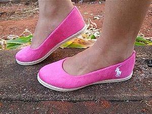 Alpargata Polo Pink