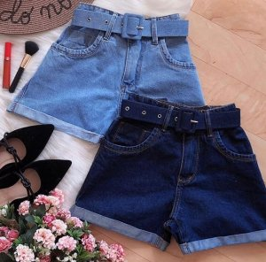 Shorts Jeans Leya