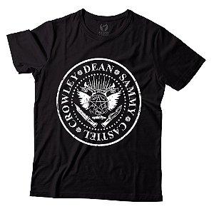 Camiseta Supernatural - Hunting