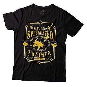 Camiseta Pokemon - Eletric Specialized