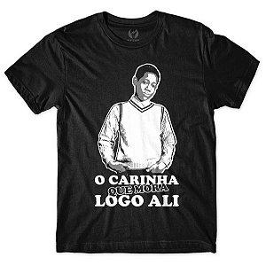 Camiseta O Carinha Que Mora Logo Ali