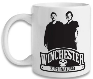 Caneca Supernatural - Winchester