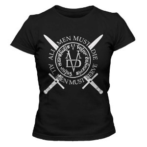 Camiseta Feminina Game of Thrones Valar Morghulis