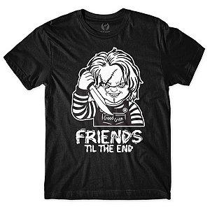 Camiseta Chucky Preta