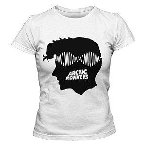 Camiseta Feminina Arctic Monkeys -AM