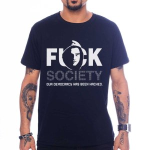 Camiseta Mr. Robot -FK Society