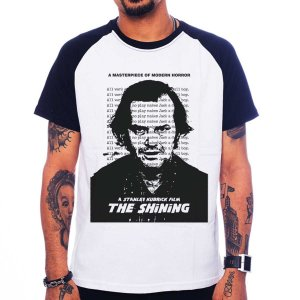 Camiseta Raglan The Shining - O Iluminado