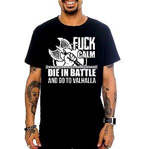 Camiseta Vikings - Go To Valhalla