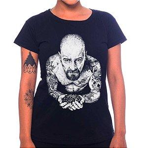 Camiseta Feminina Breaking Bad - Heisenberg Tattoo