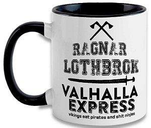 Caneca Vikings - Valhalla Express