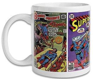 Caneca Superman Classics
