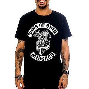 Camiseta Vikings - Sons of Odin