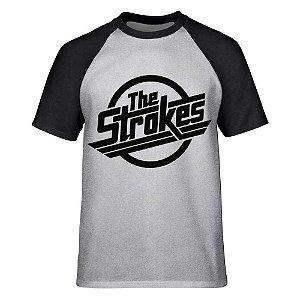 Camiseta Raglan The Strokes