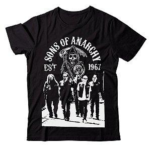 Camiseta Sons of Anarchy - Crew