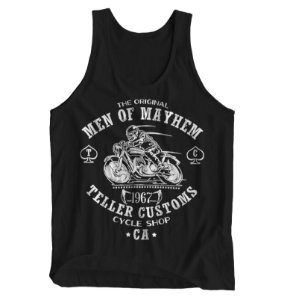 Regata Masculina Sons of Anarchy - Teller Customs