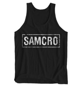 Regata Masculina Sons of Anarchy - SAMCRO