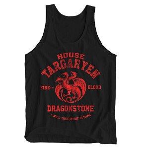 Regata Masculina Game of Thrones - House Targaryen Dragonstone