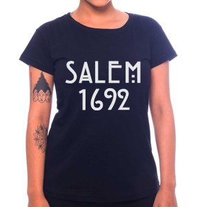 Camiseta Feminina American Horror Story - Salem