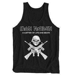 Regata Masculina Iron Maiden