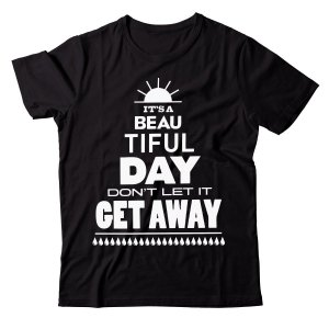 Camiseta U2 - Beautiful Day