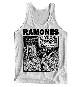 Regata Masculina Ramones - Let's Go!