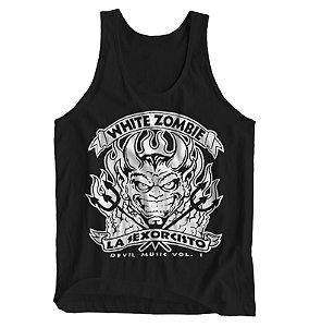 Regata Masculina White Zombie - Devil Music