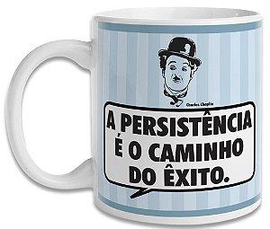 Caneca Charles Chaplin