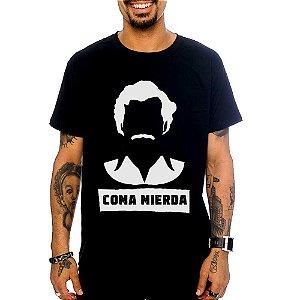 Camiseta Narcos - Coma Mierda