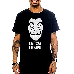 Camiseta La Casa de Papel - Mask