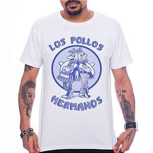 Camiseta Breaking Bad - Los Pollos Hermanos