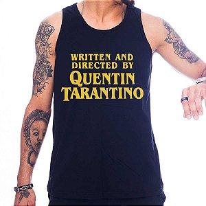 Regata Masculina Quentin Tarantino