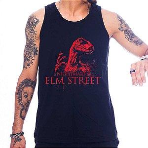 Regata Masculina Nightmare on Raptor Street