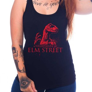 Regata Feminina Nightmare on Raptor Street