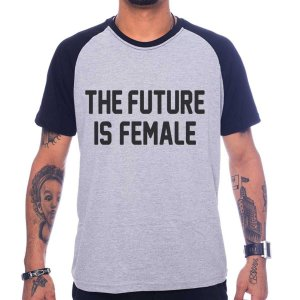 Camiseta Raglan Future is Female