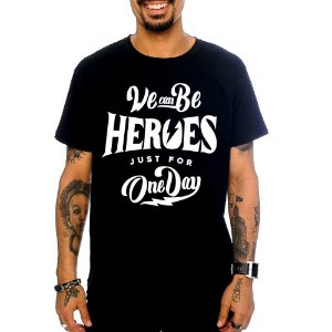 Camiseta Heroes For One Day